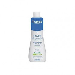 BABYGEL BAÑO ESPUMOSO 200ML