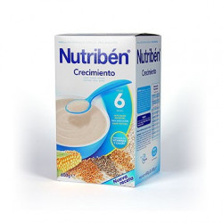 PAPILLA 6 CEREALES 600G