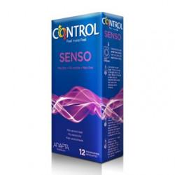 CONTROL SENSO 24 PRESERVATIVOS