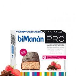 BIMANAN PRO CHOCOLATE FRESA...