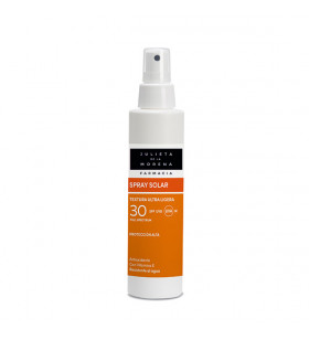 Spray Solar SPF 30 Julieta...