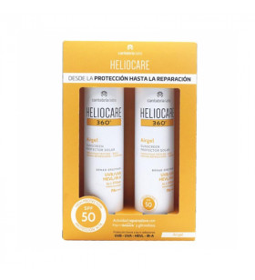 Heliocare 360 Duplo Spray Transparente