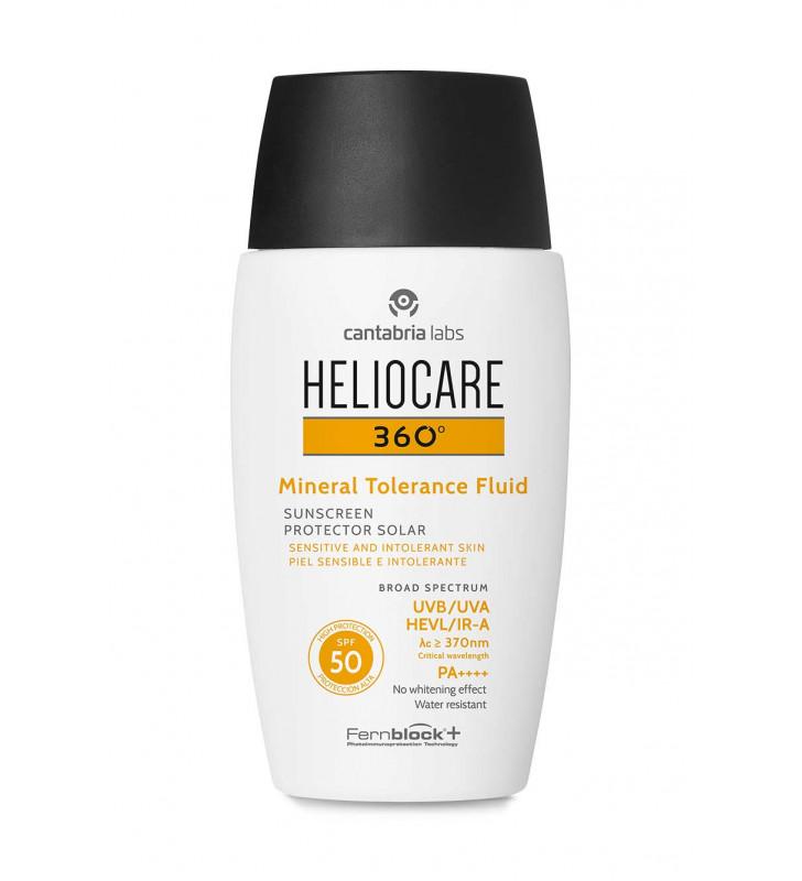 Heliocare 360º Fluido Mineral Tolerance SPF 50