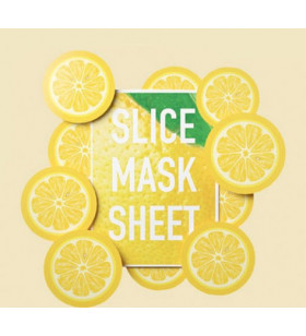Mascarilla Kocostar Slice Mask Sheet Lemon