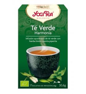 Yogi Tea Té Verde Armonía...
