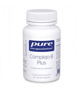 PURE COMPLEJO-B PLUS 60 CAP