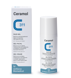 CERAMOL GEL FACIAL