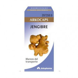 ARKOCAPS JENGIBRE 48 CÁPSULAS